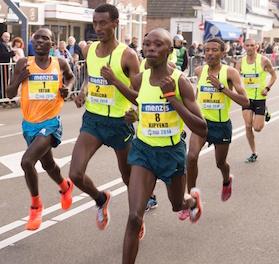 marathon foto